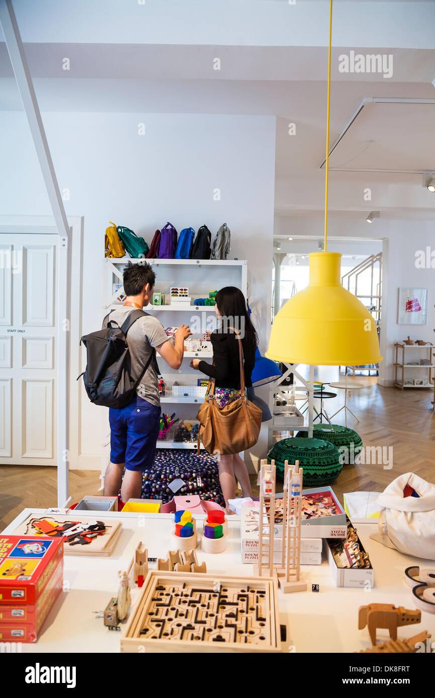 Gallery Of Hay House Store In Copenhagen Denmark Stock Image With Denmark  Furniture Stores