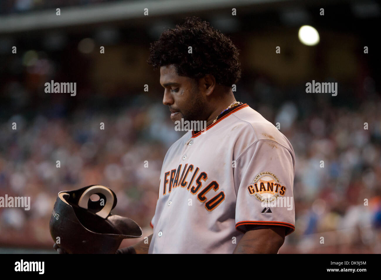 21 2011 houston texas us san francisco if pablo sandoval 48 in the batters box san francisco giants defeated the houston astros 6 4 in box san francisco office 6