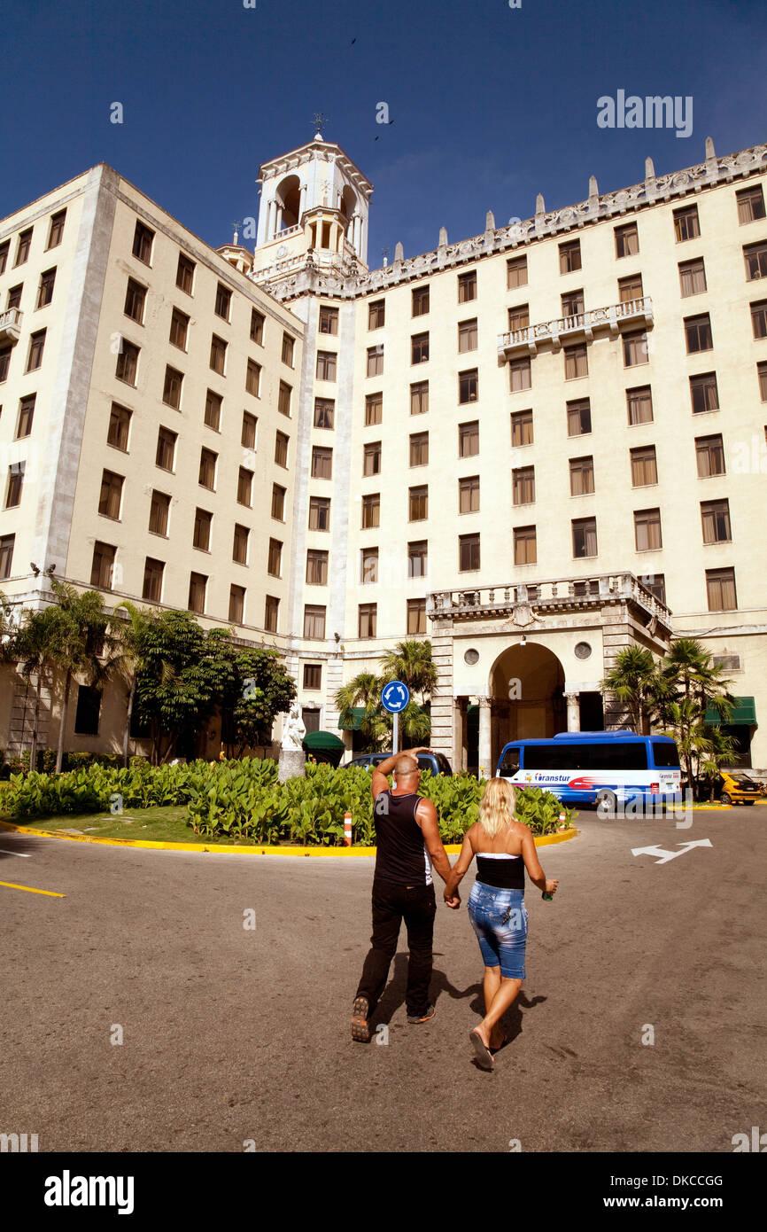 Hotel nacional luxury hotel havana cuba caribbean