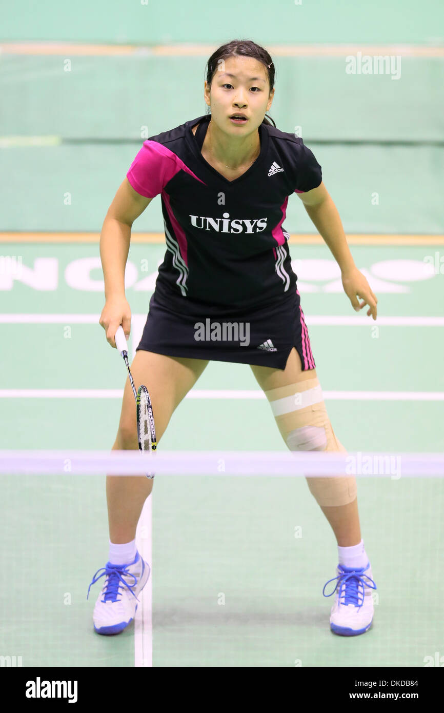Nozomi Okuhara JPN DECEMBER 4 2013 Badminton The 67th All