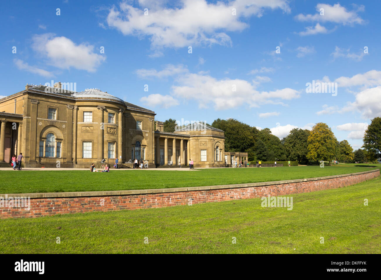8205 cornwall - Heaton Hall In Heaton Park Manchester Is A Grade 1 Listed Late 18th Century