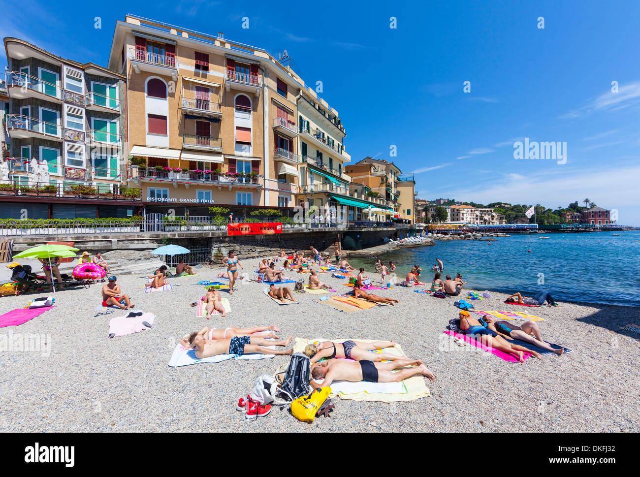 Genoa Italy Hotels Beach