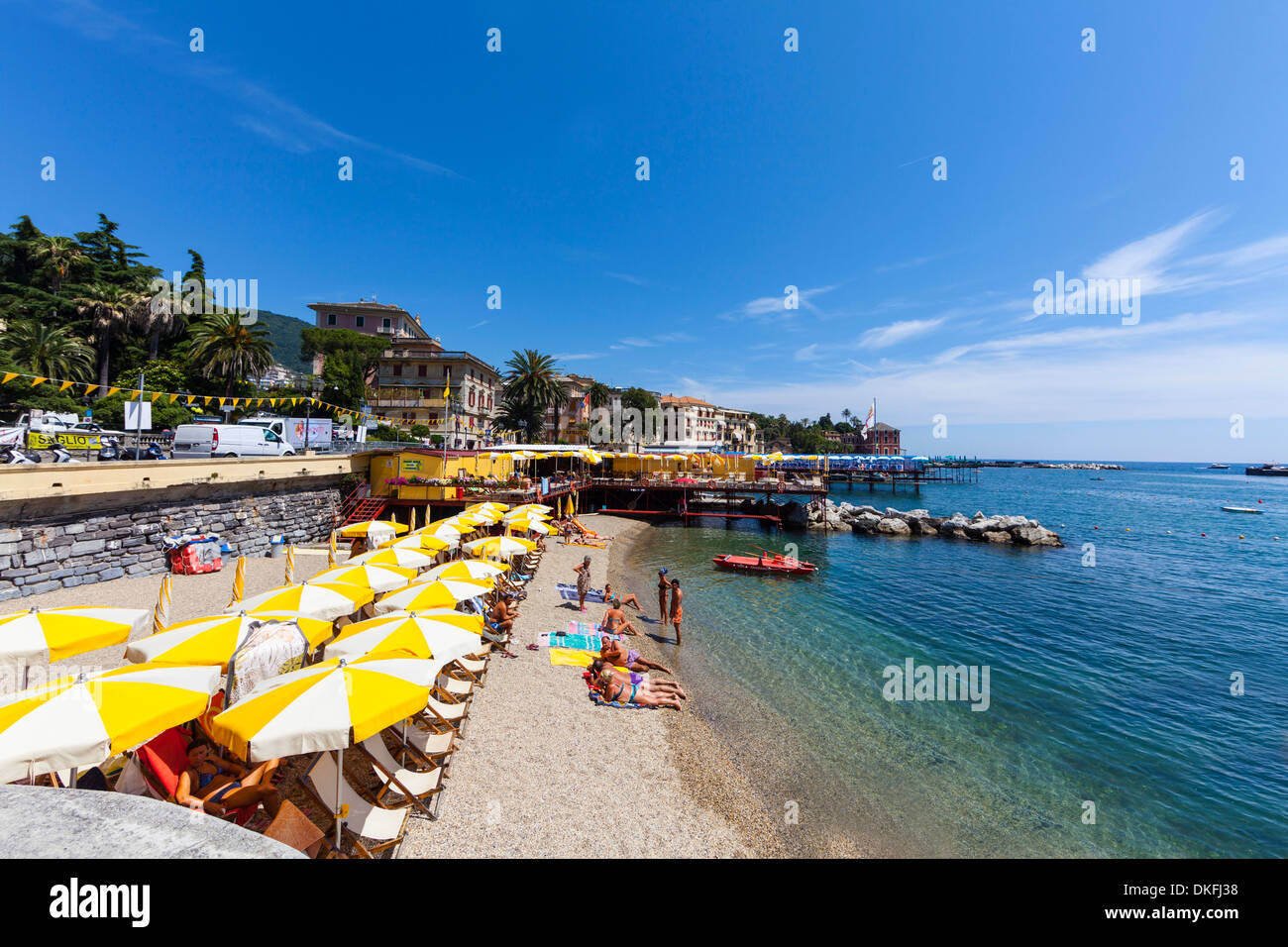 Genoa Italy Beach Hotels