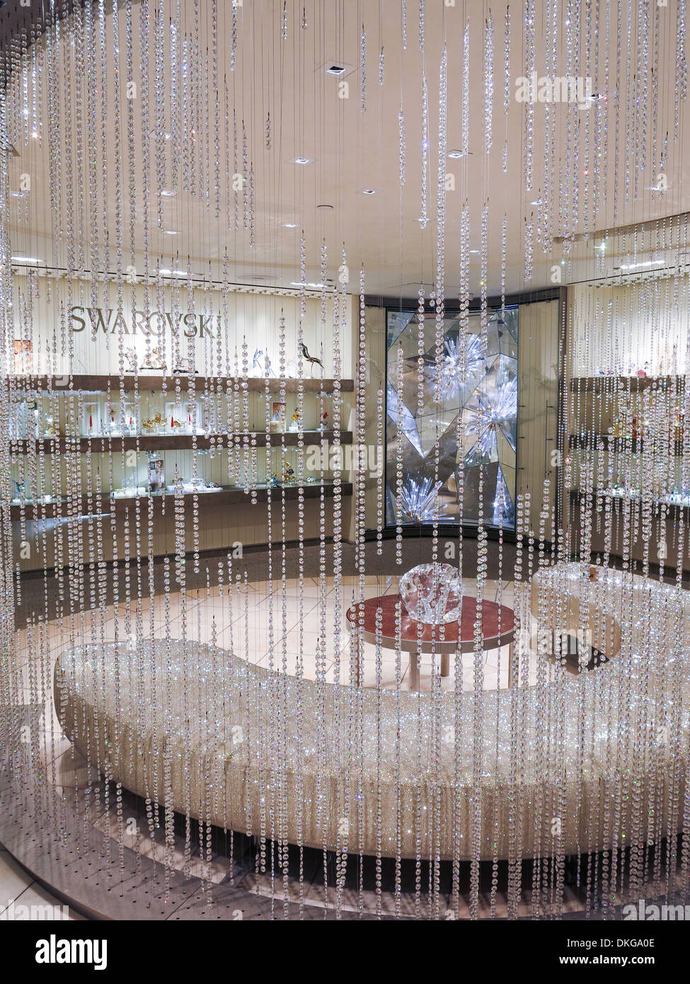 Since , founder Daniel Swarovski's mastery of crystal cutting has defined the company. His enduring passion for innovation and design has made it the world's premier jewelry and accessory brand.