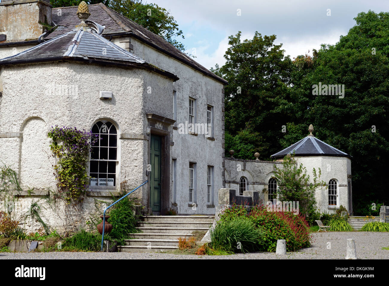 Hamwood house co kildare ireland palladian georgian house for Free house plans ireland