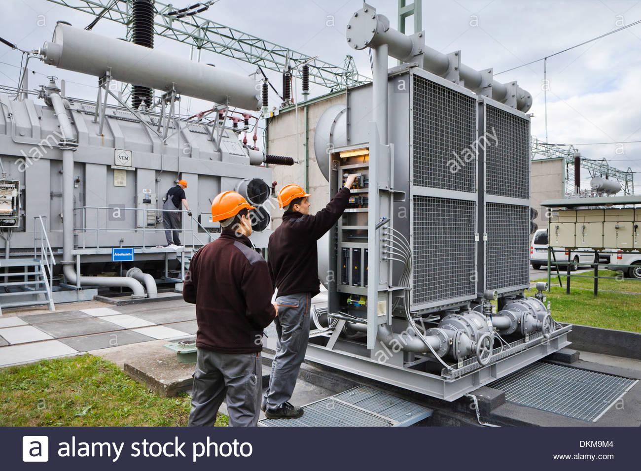 Image Result For Mobile Substation