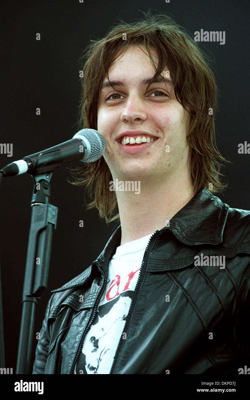 The Strokes Lead Singer