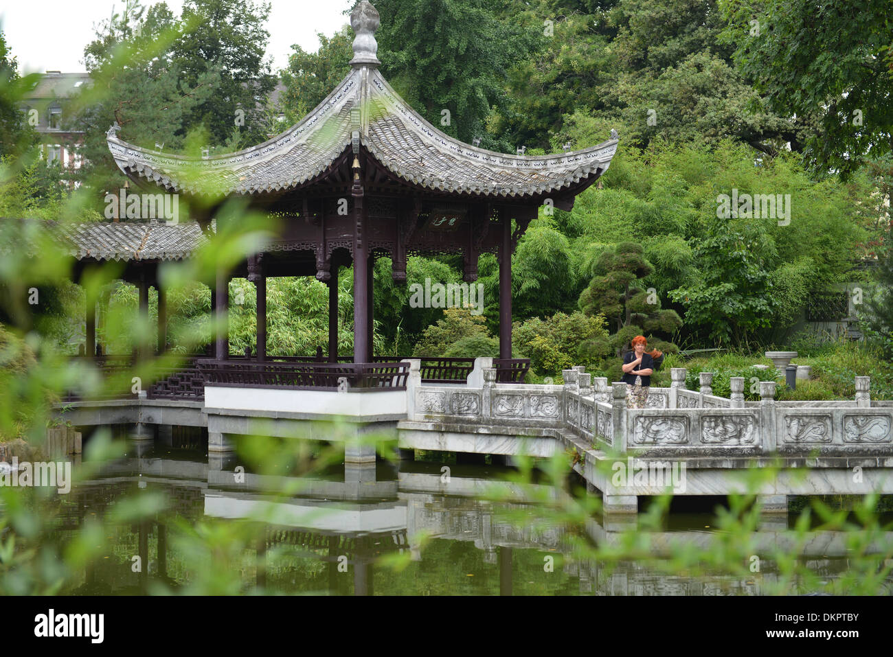 Chinesischer garten bethmannpark frankfurt am main for Chinesischer garten