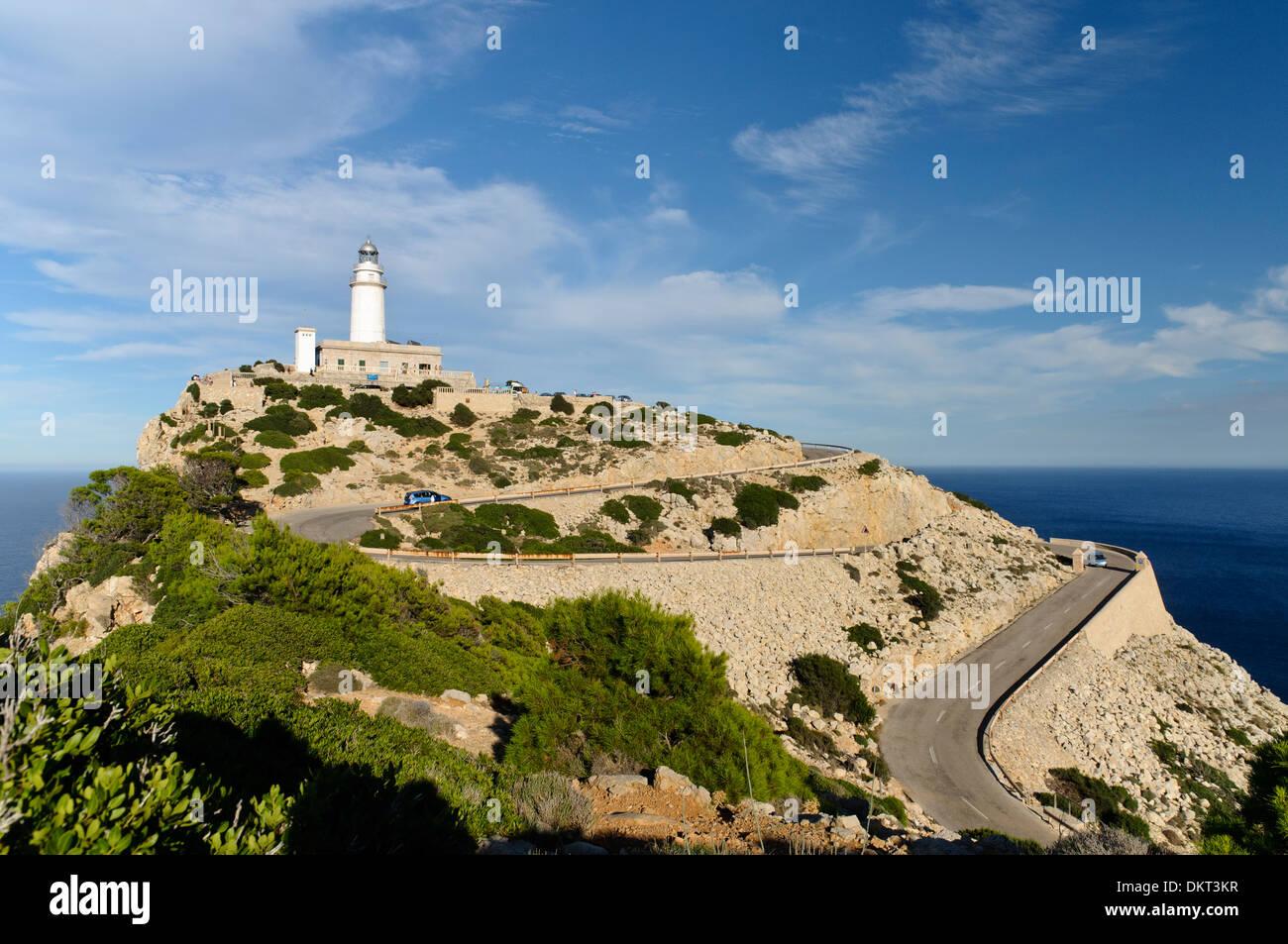 Lighthouse cap de formentor formentor mallorca - Mallorca pictures ...