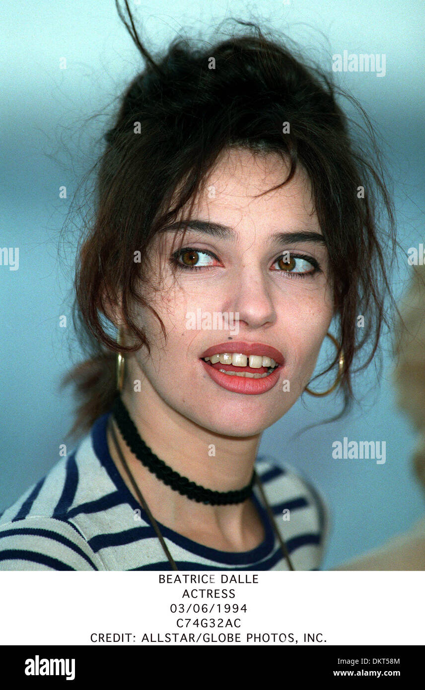 beatrice dalle actress 03  06  1994 c74g32ac stock photo download free vector art graphics download free vector art graphics