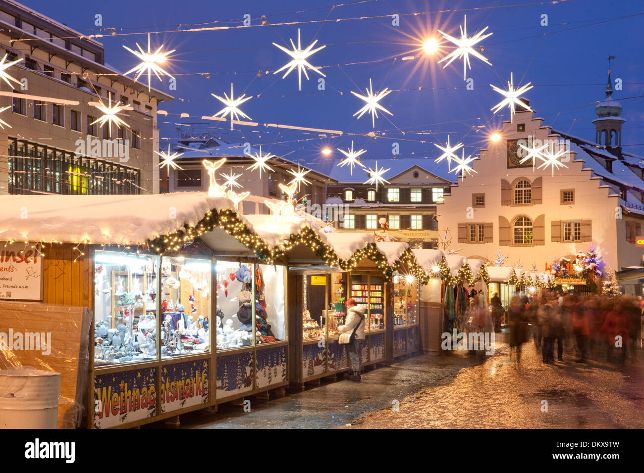 switzerland europe night dark christmas advent canton sg st gallen stock photo royalty free. Black Bedroom Furniture Sets. Home Design Ideas