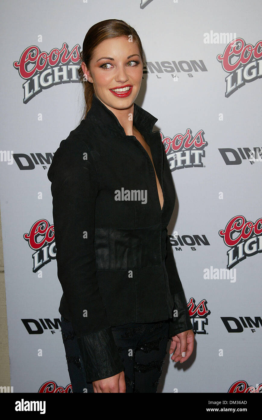 july 1 2002 los angeles california halloween resurrection premiereat the mann festival in los angeles cabianca kajlich - Bianca Kajlich Halloween