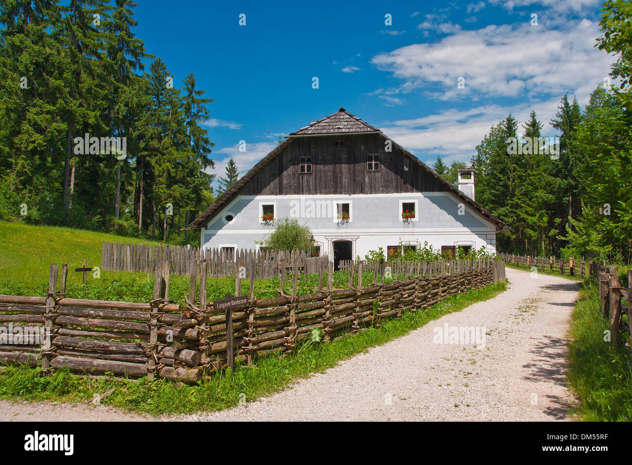 Austria austria salzburg land country museum house home for Build a house on your land