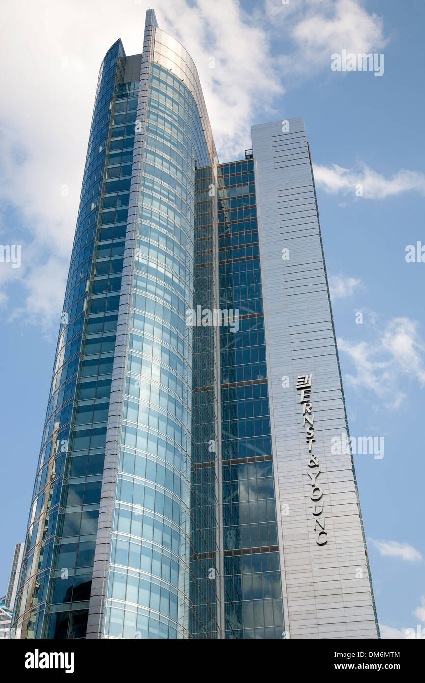 a ernst young office building stock photo royalty image uk ernst and young building warsaw stock photo