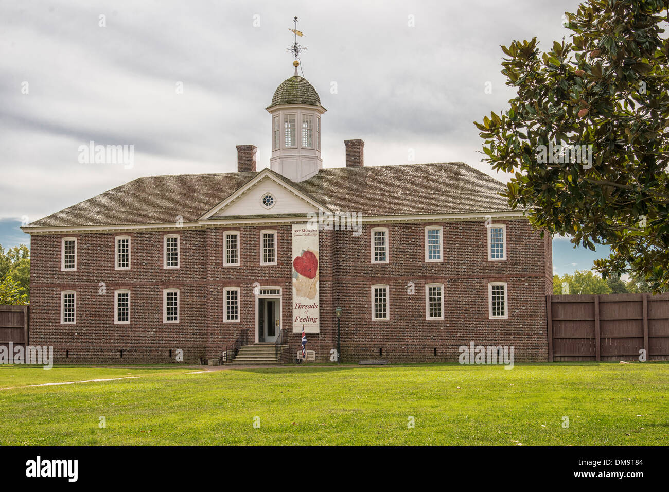 Colonial Williamsburg Art Museum Houses Abby Aldrich