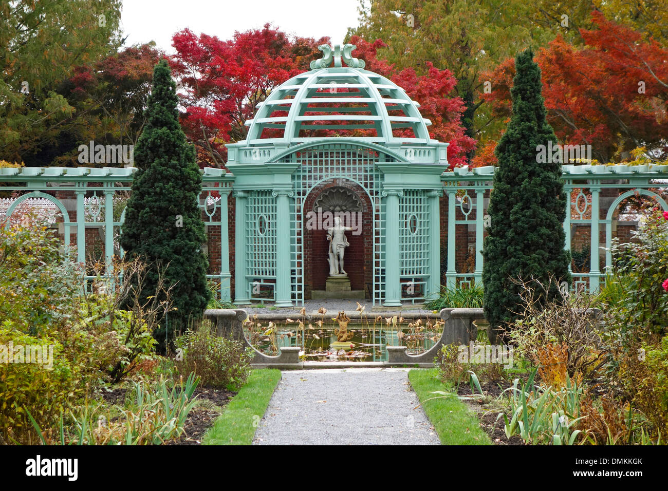 Old Westbury Gardens House On Long Island NY