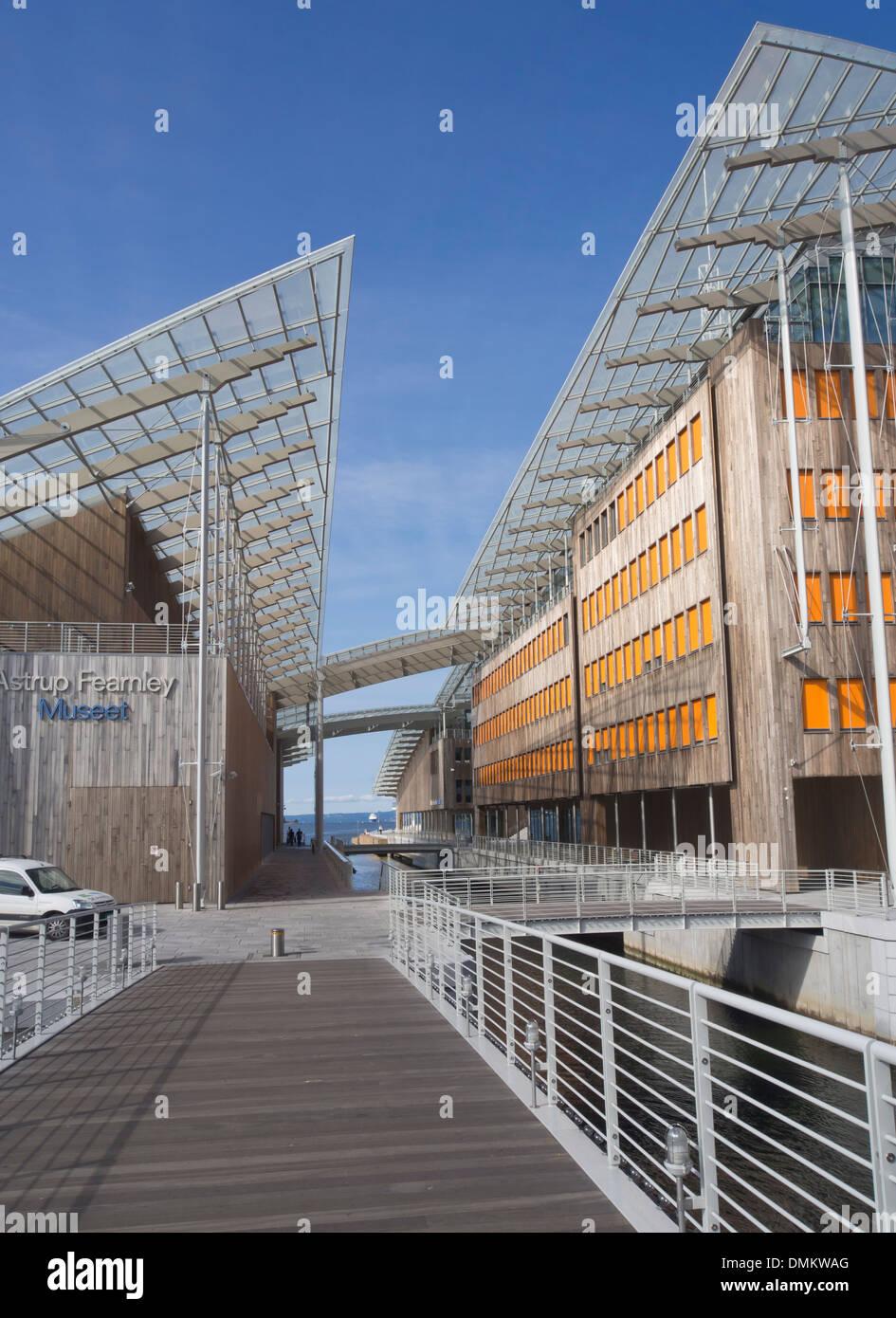 modern scandinavian architecture tjuvholmen oslo norway, astrup