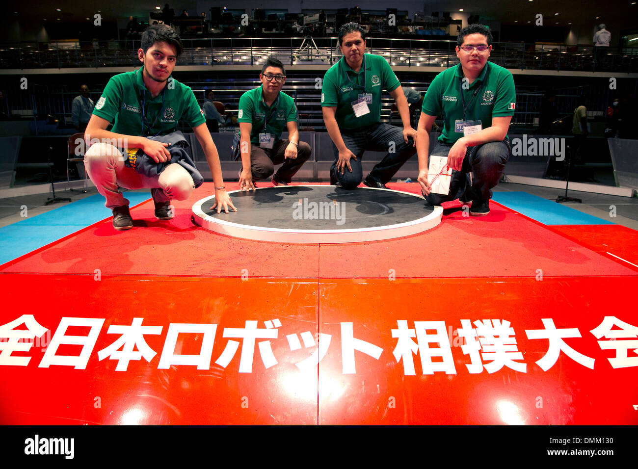EVACOMICS BLOG: Sumo Opening Ceremony at Tokyo 2013