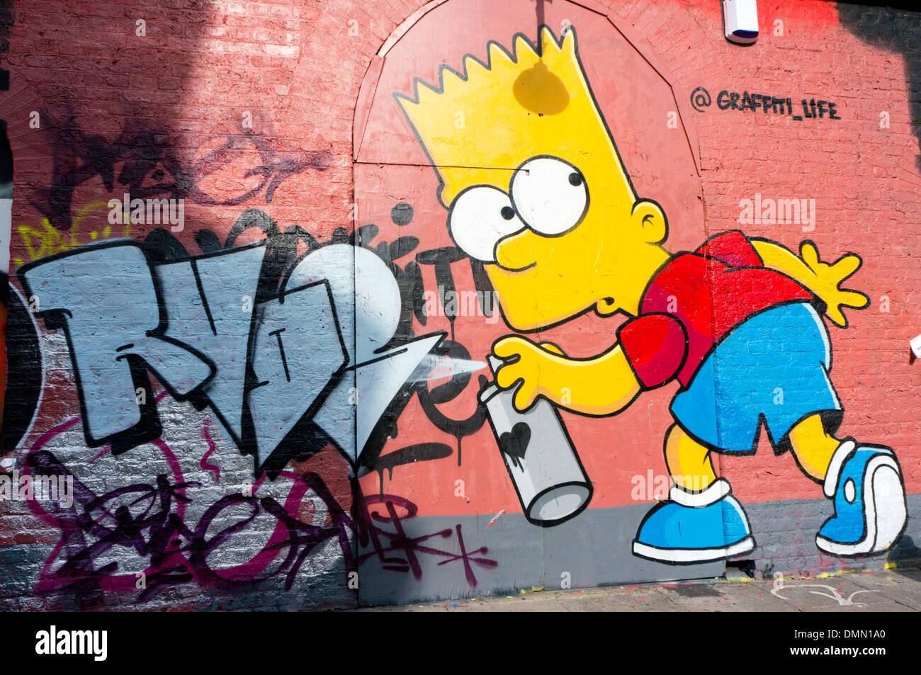 Bart Simpson Stock Photos