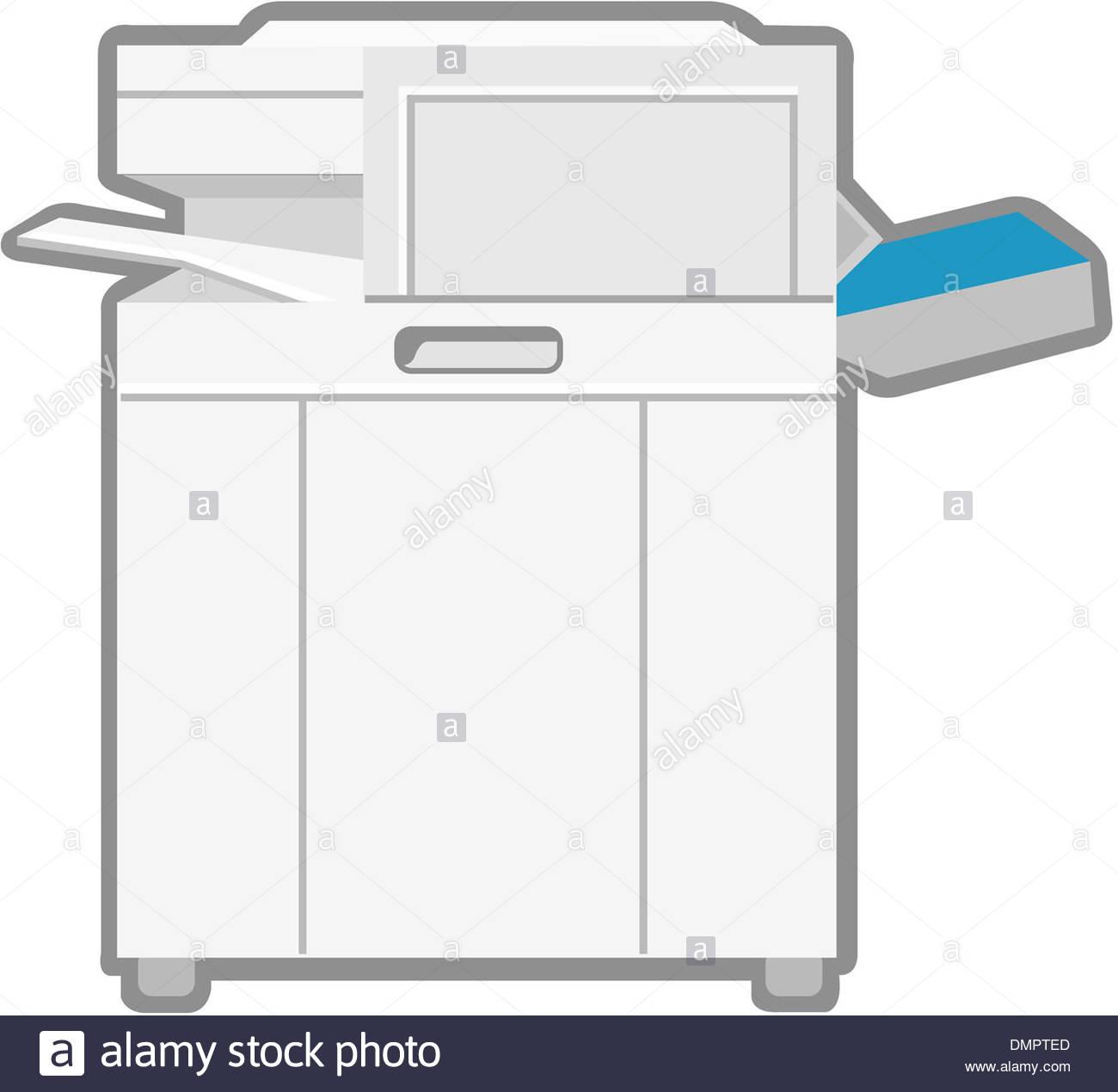 copy machine office