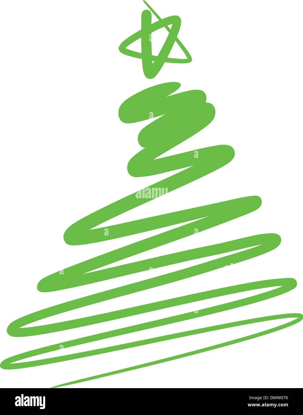 tags abstract christmas tree - photo #44