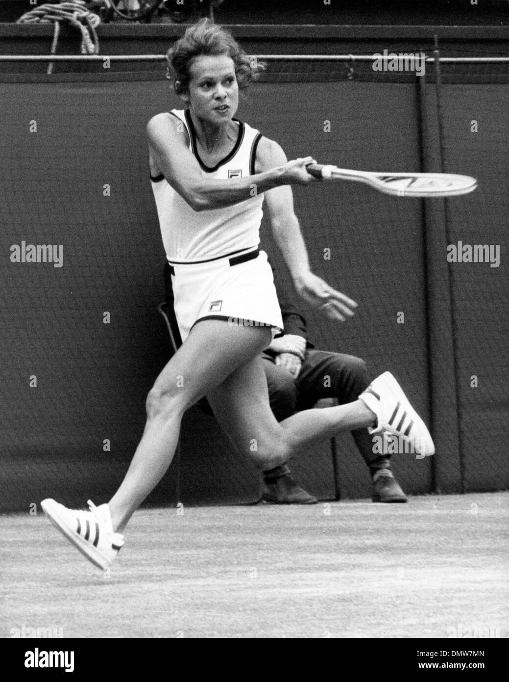 July 2 1979 London England U K EVONNE GOOLAGONG CAWLEY