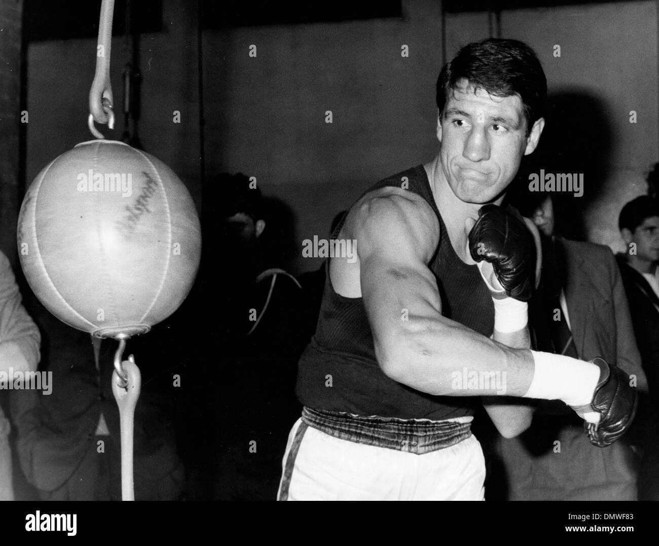 Oct 12 1965 rome italy luis folledo born october 10 1937 is a spanish middleweight boxing champion from madrid pictured folledo training at the