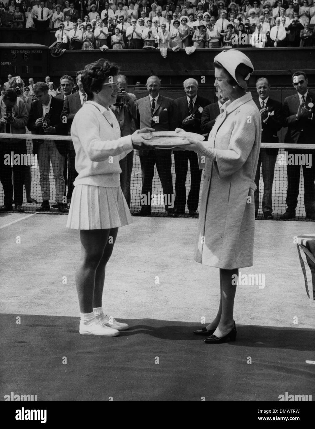 July 2 1966 London England U K PRINCESS MARINA Duchess of