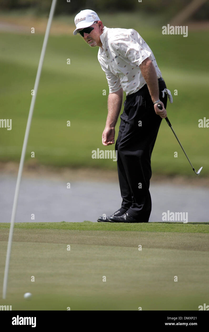 Mar 10, 2006; Palm Beach Gardens, FL, USA; Golfer Frank Lickliter II ...
