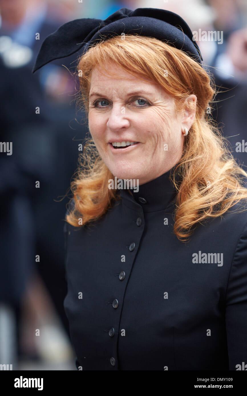 Sarah Ferguson, Duchess of York, pictured after the ... Fergie Duchess