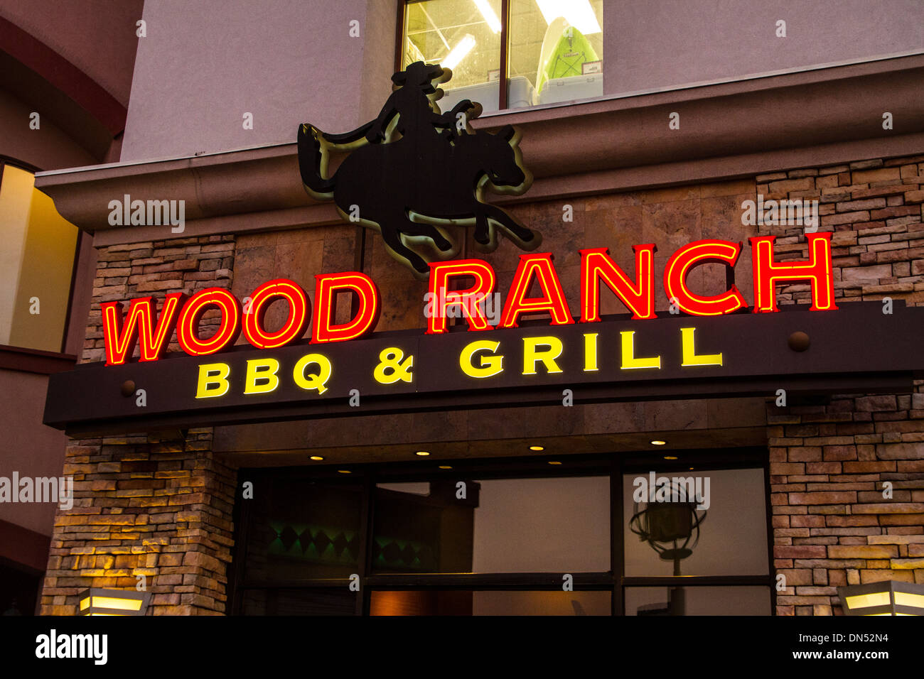 A Wood Ranch BBQ and Grill Restaurant in Northridge California - A Wood Ranch BBQ And Grill Restaurant In Northridge California