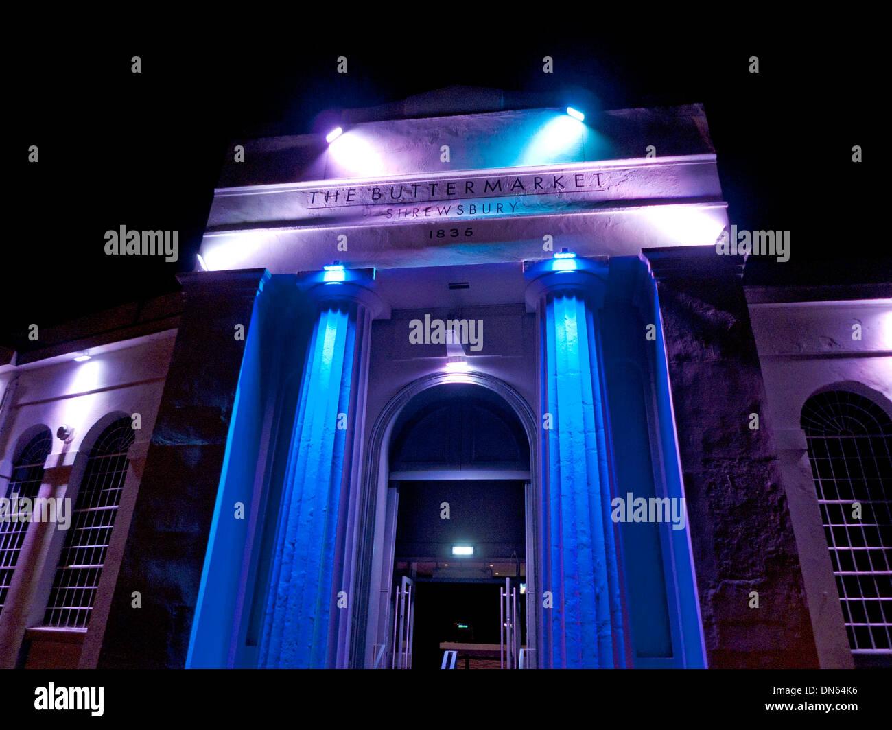 image gallery nightclub exterior