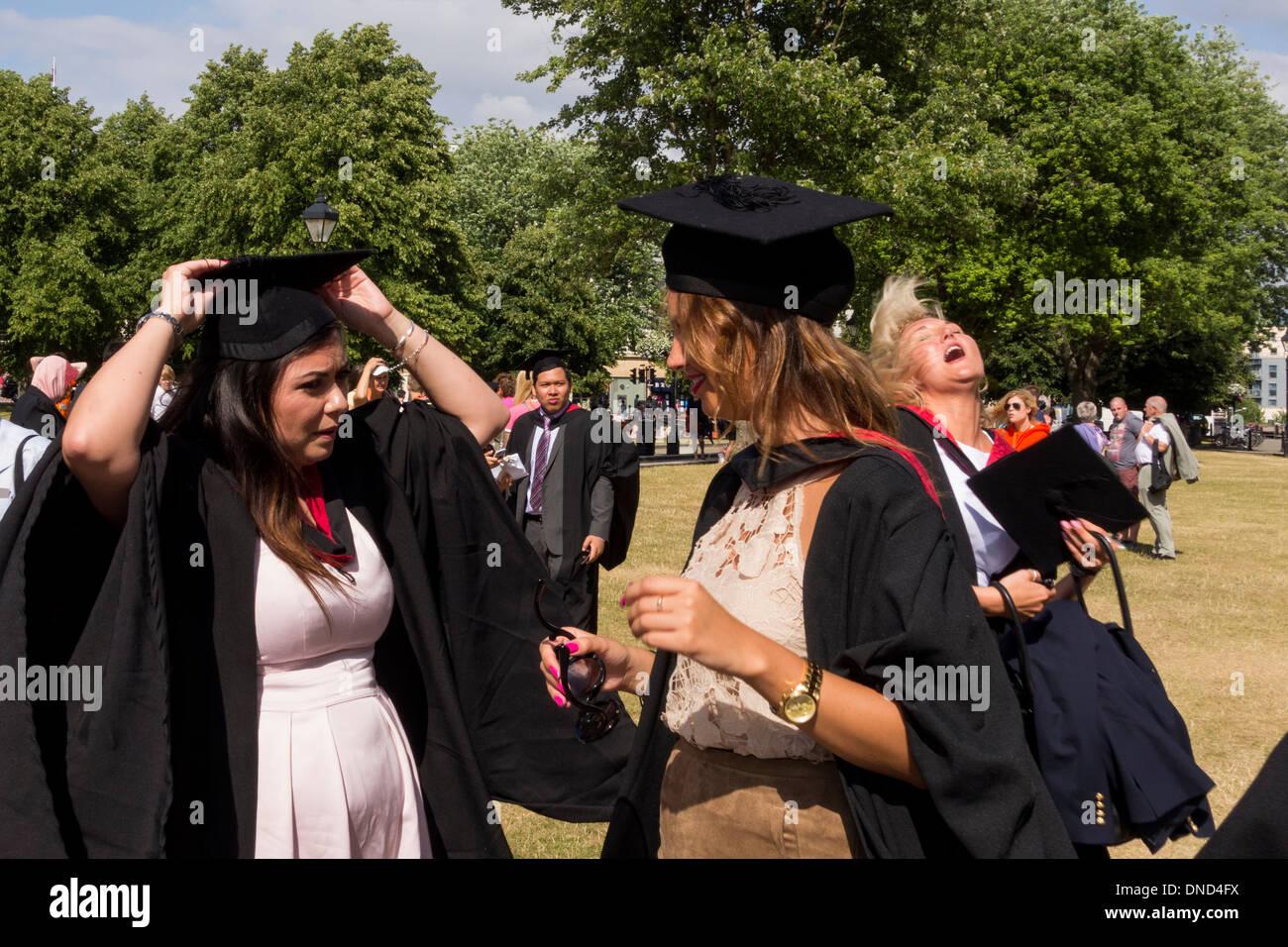 uwe university of the west of england students in college green uwe university of the west of england students in college green after graduation ceremony