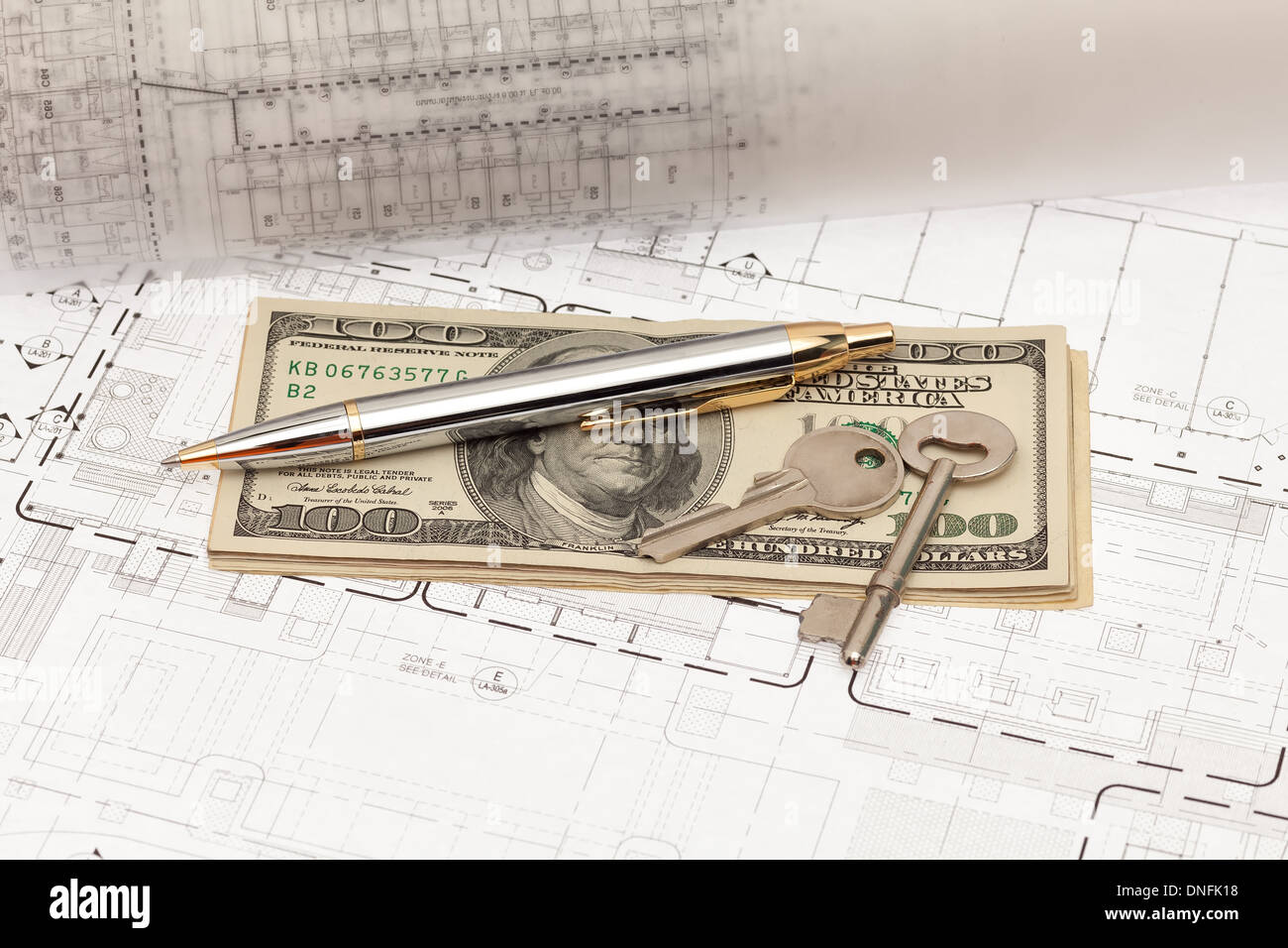 Engineering and construction project with money - Engineering And Construction Project With Money