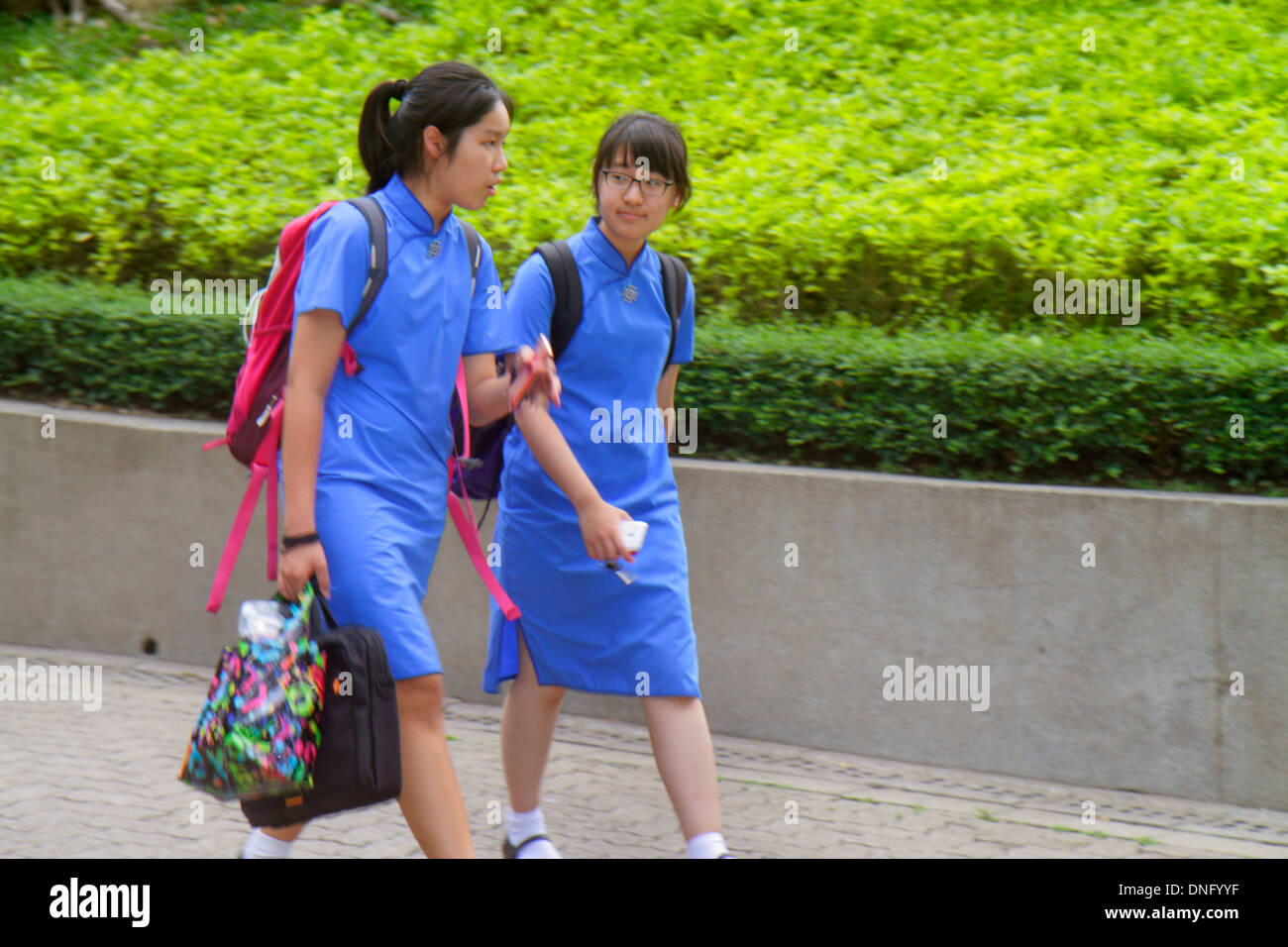 Hong Kong Teens 105
