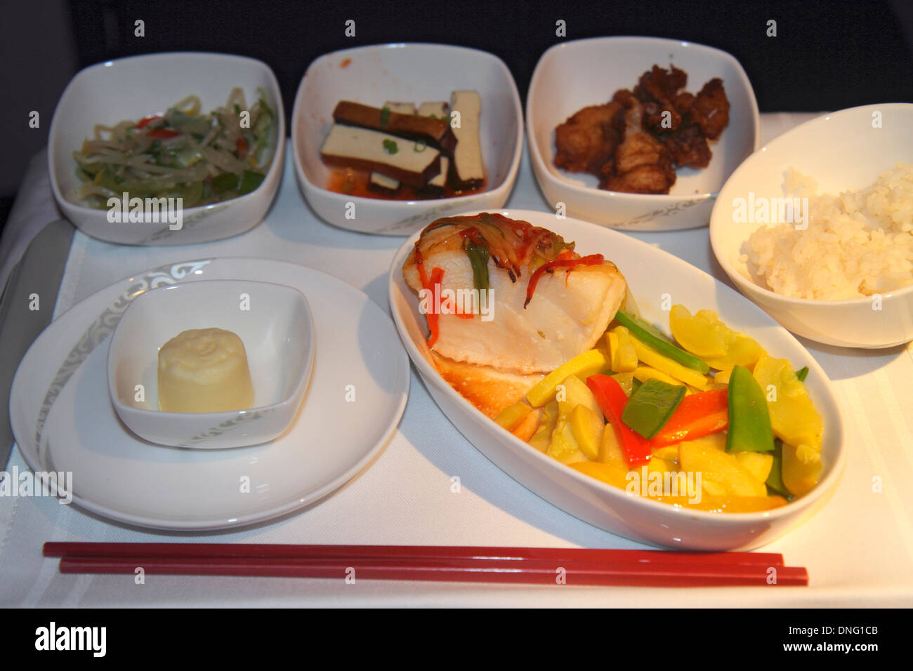 China Southern Airlines Free Food