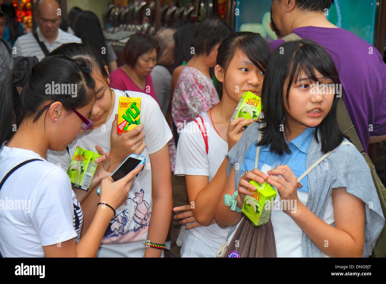 Sham Cute Asian Teen 107