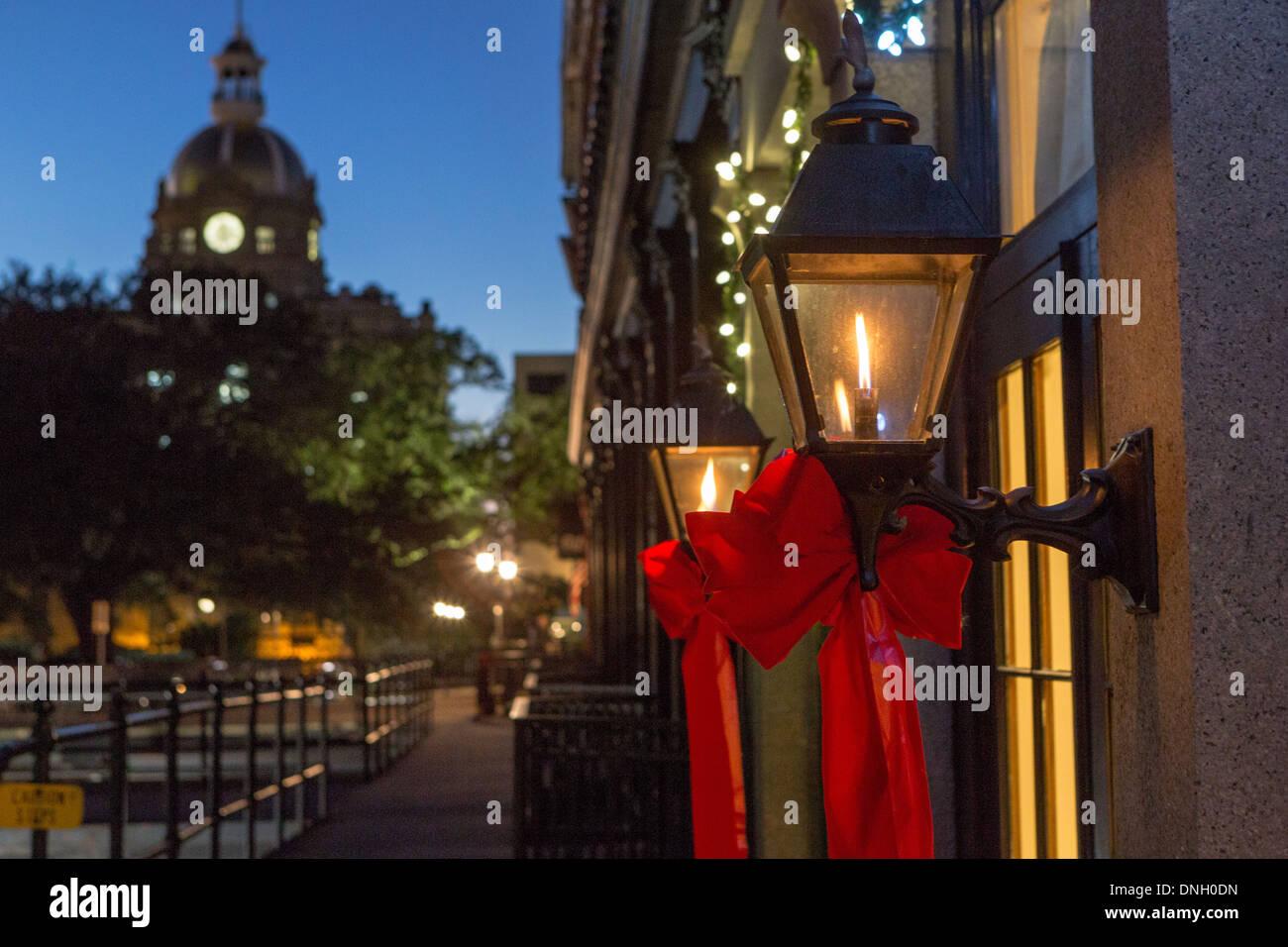 Christmas Lights In Savannah Ga