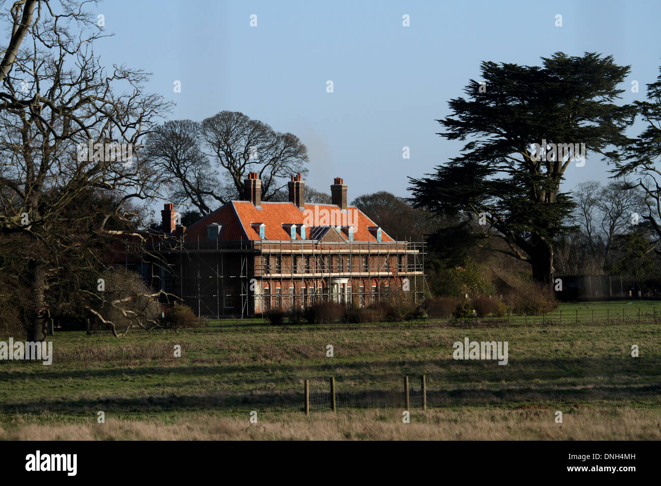 Anmer Hall Kate And William Home In Norfolk Anmer