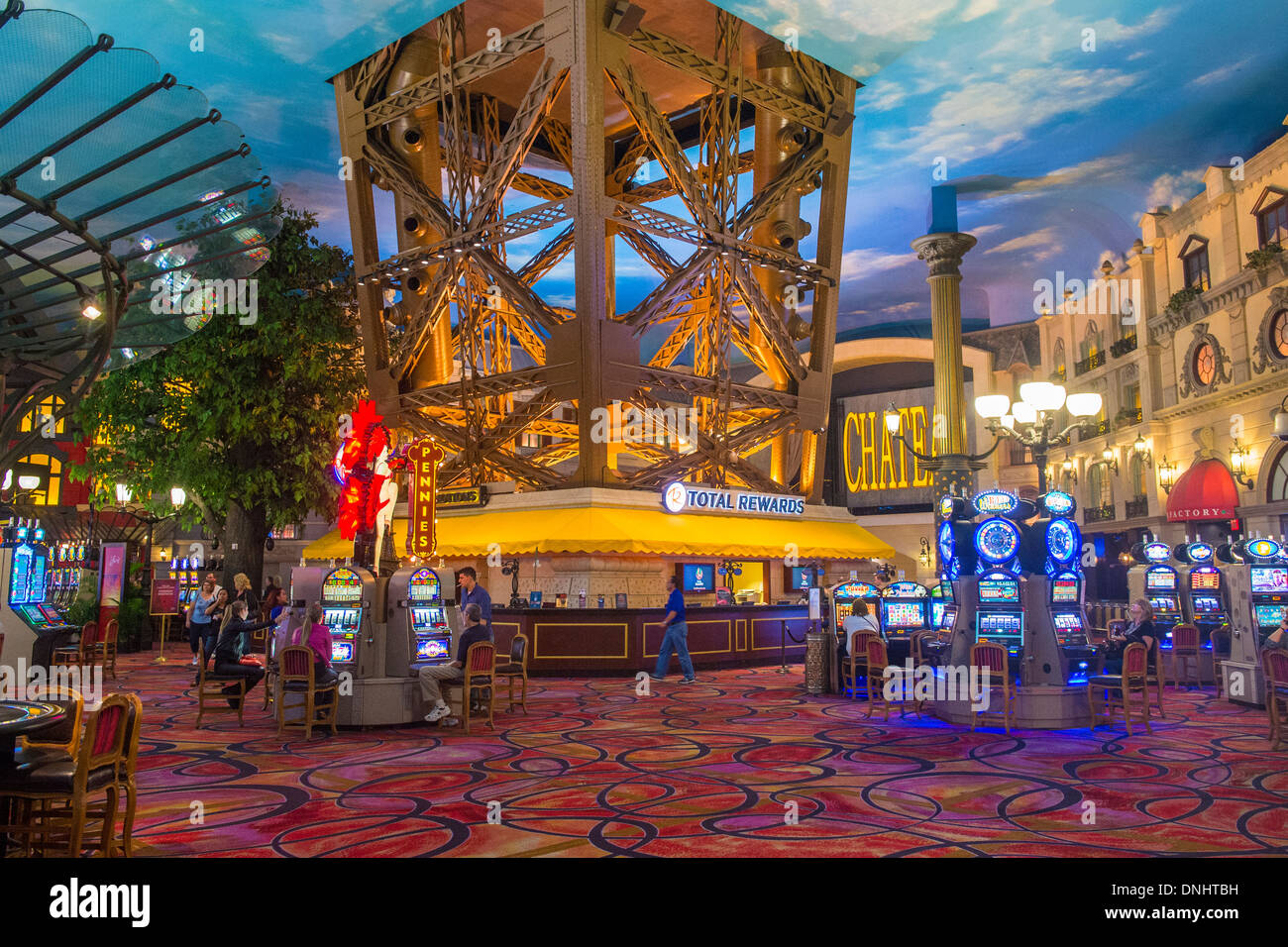 paris casino las vegas