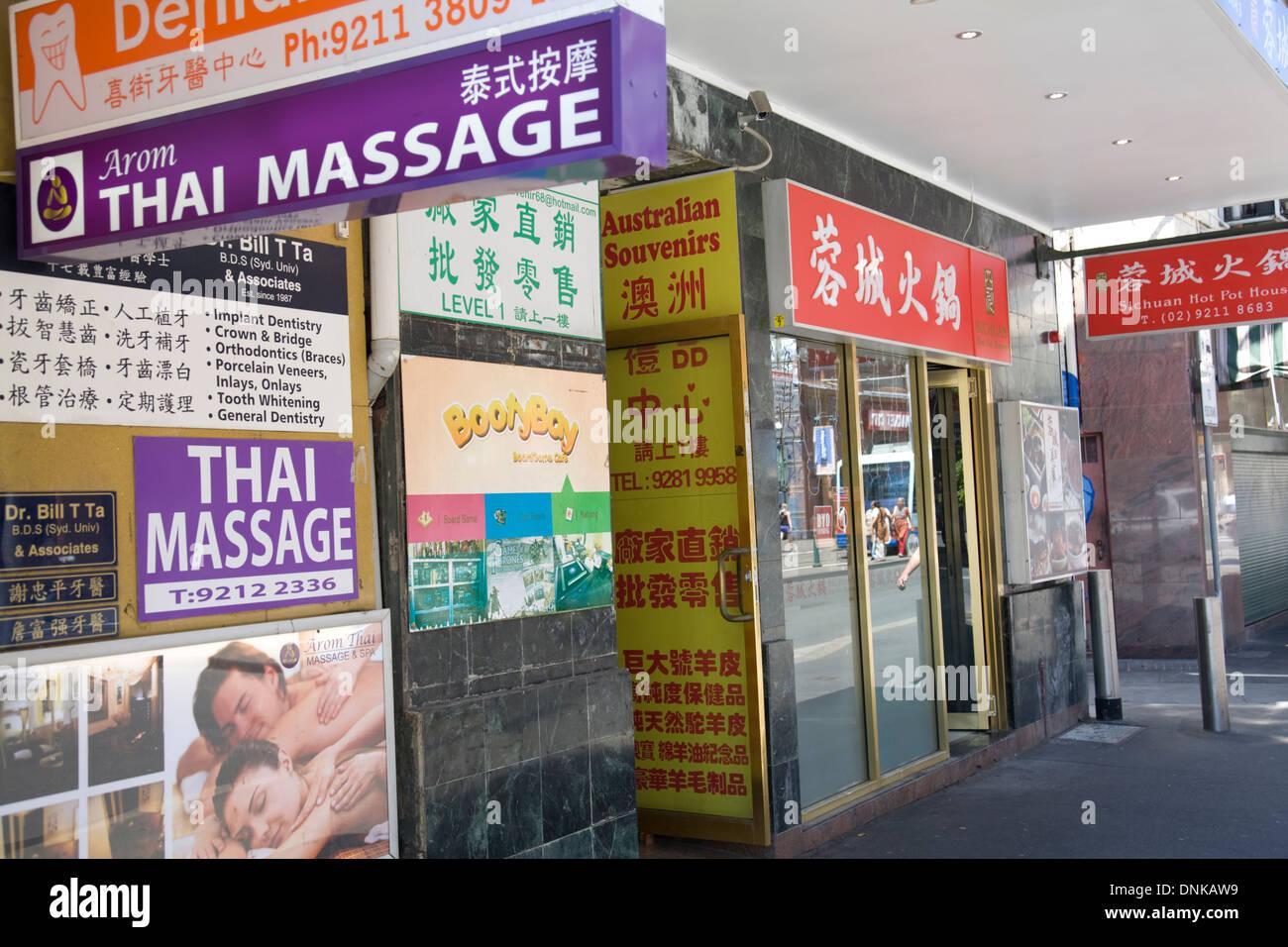 store hængepatter thai massage allerød