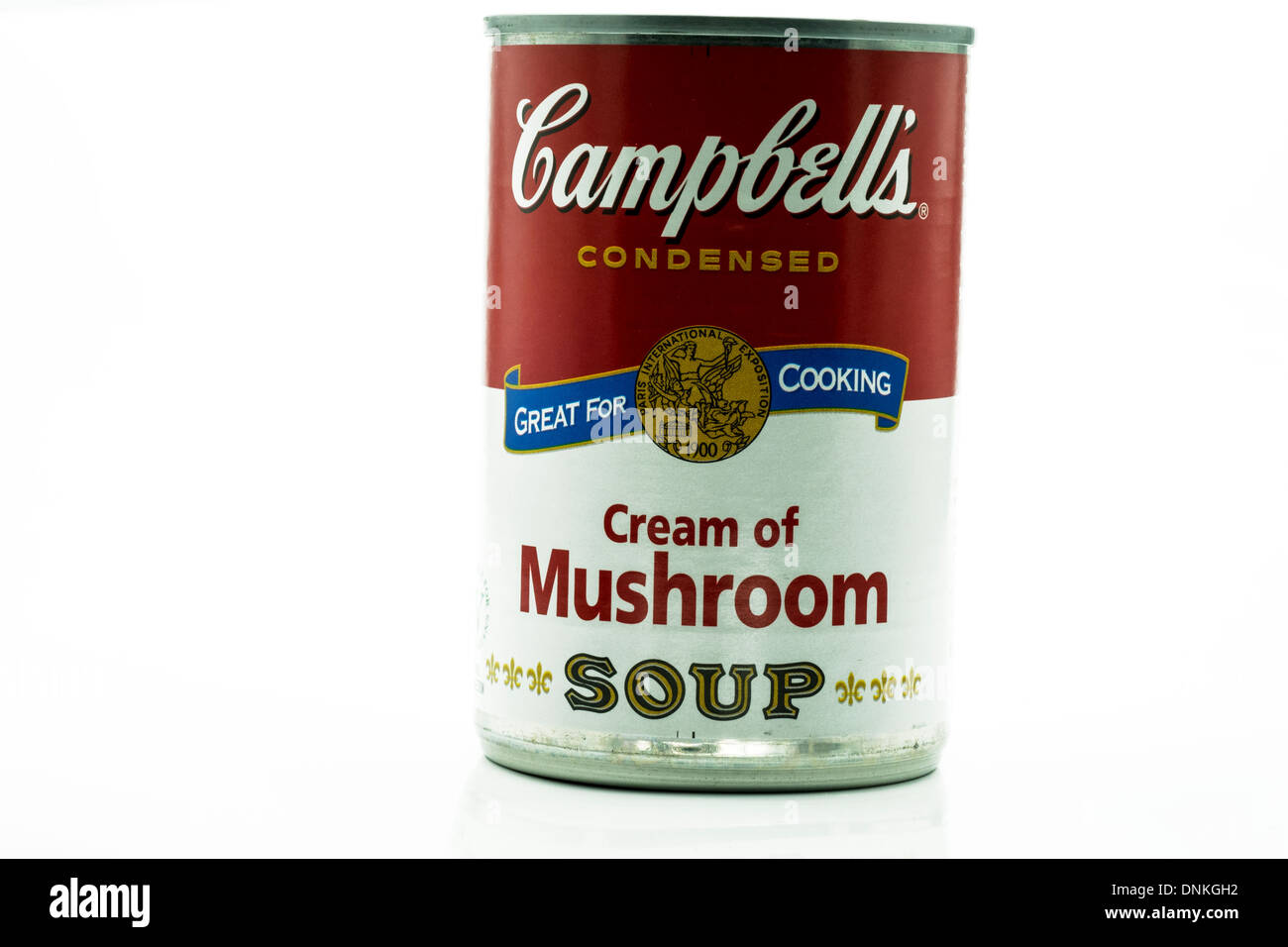 how to make sos with cream of mushroom soup