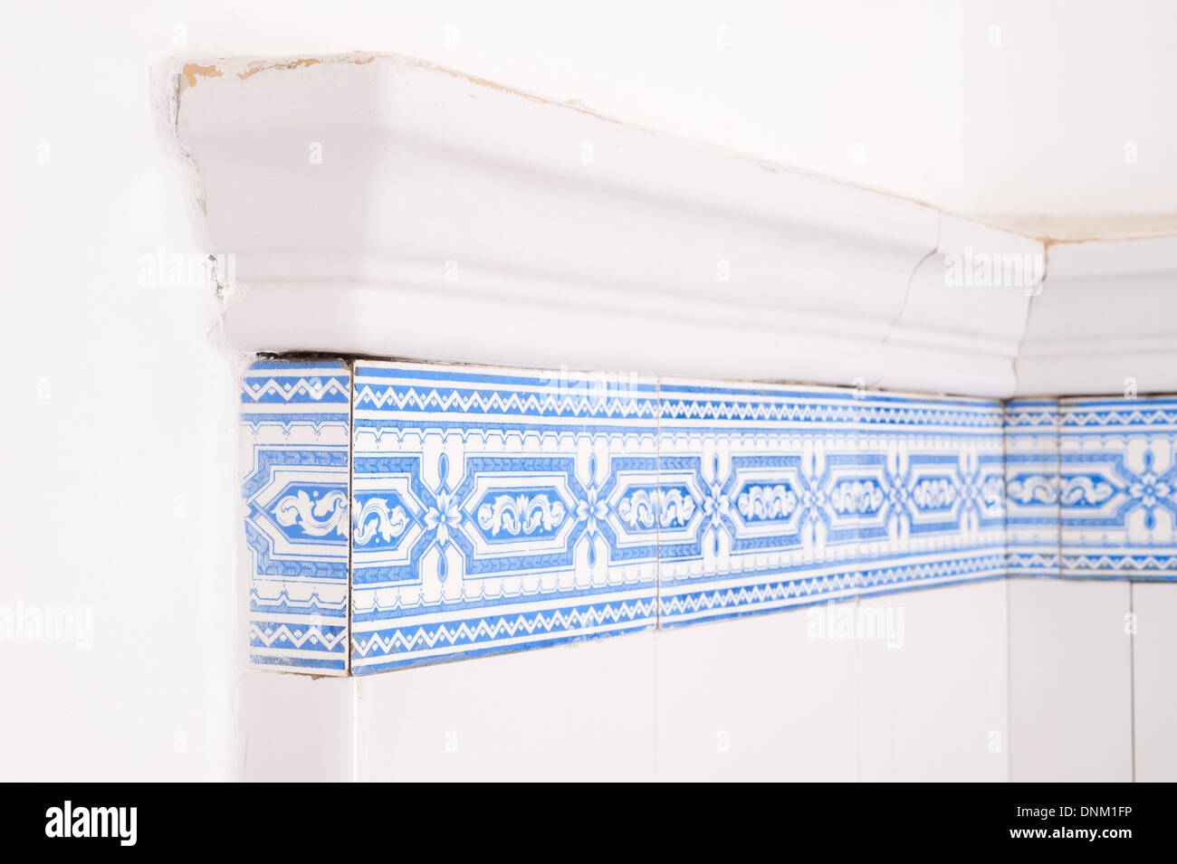 Berlin germany colored ceramic tiles of a kitchen stock photo berlin germany colored ceramic tiles of a kitchen dailygadgetfo Choice Image