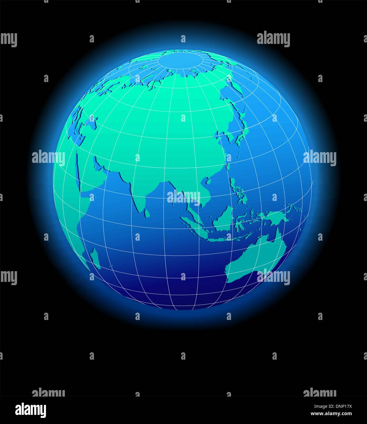 Vector map icon of the world in globe form asia china malaysia vector map icon of the world in globe form asia china malaysia philippines india gumiabroncs Choice Image