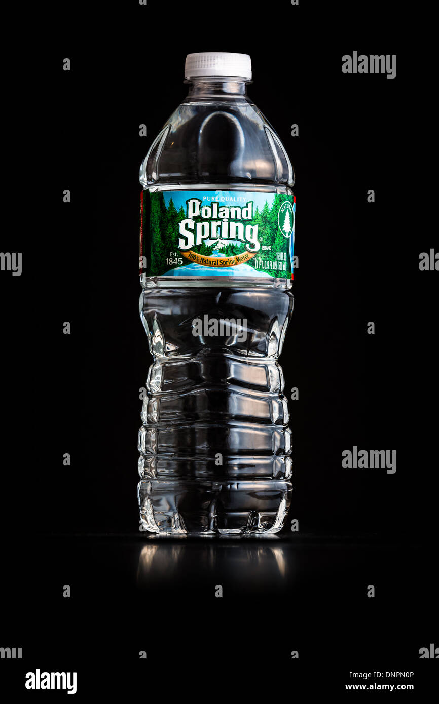 Pure water label stock photos pure water label stock images alamy photo of a poland spring bottle stock image biocorpaavc