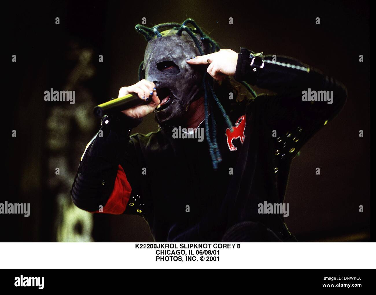 List Of Synonyms And Antonyms Of The Word Slipknot 2001