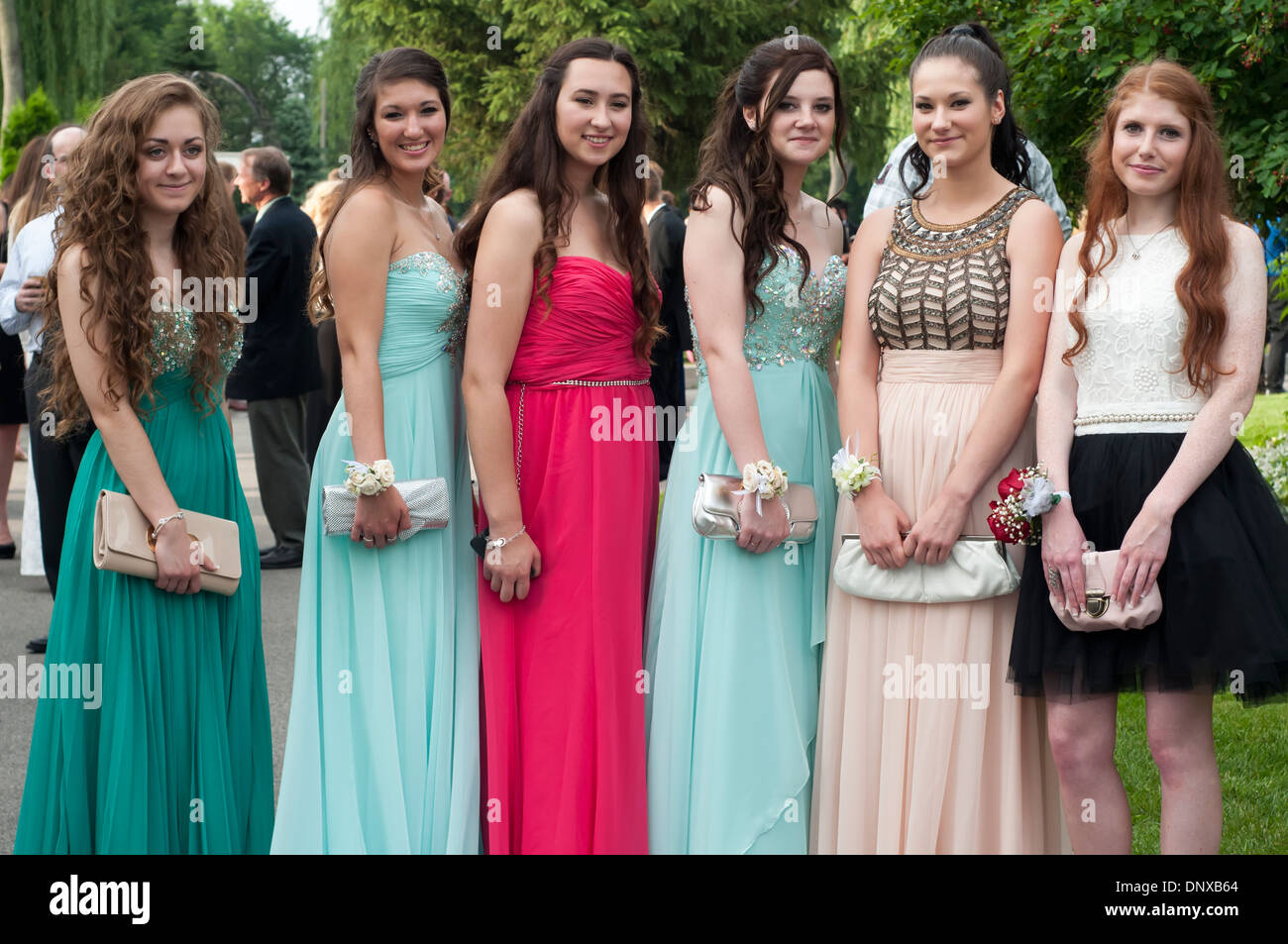 School Prom Night