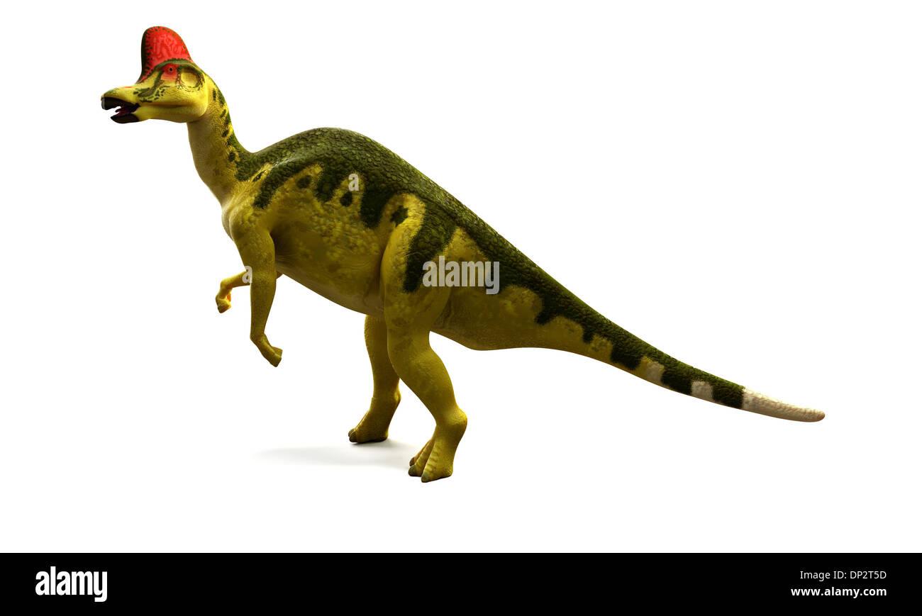 hadrosaurus dinosaur artwork