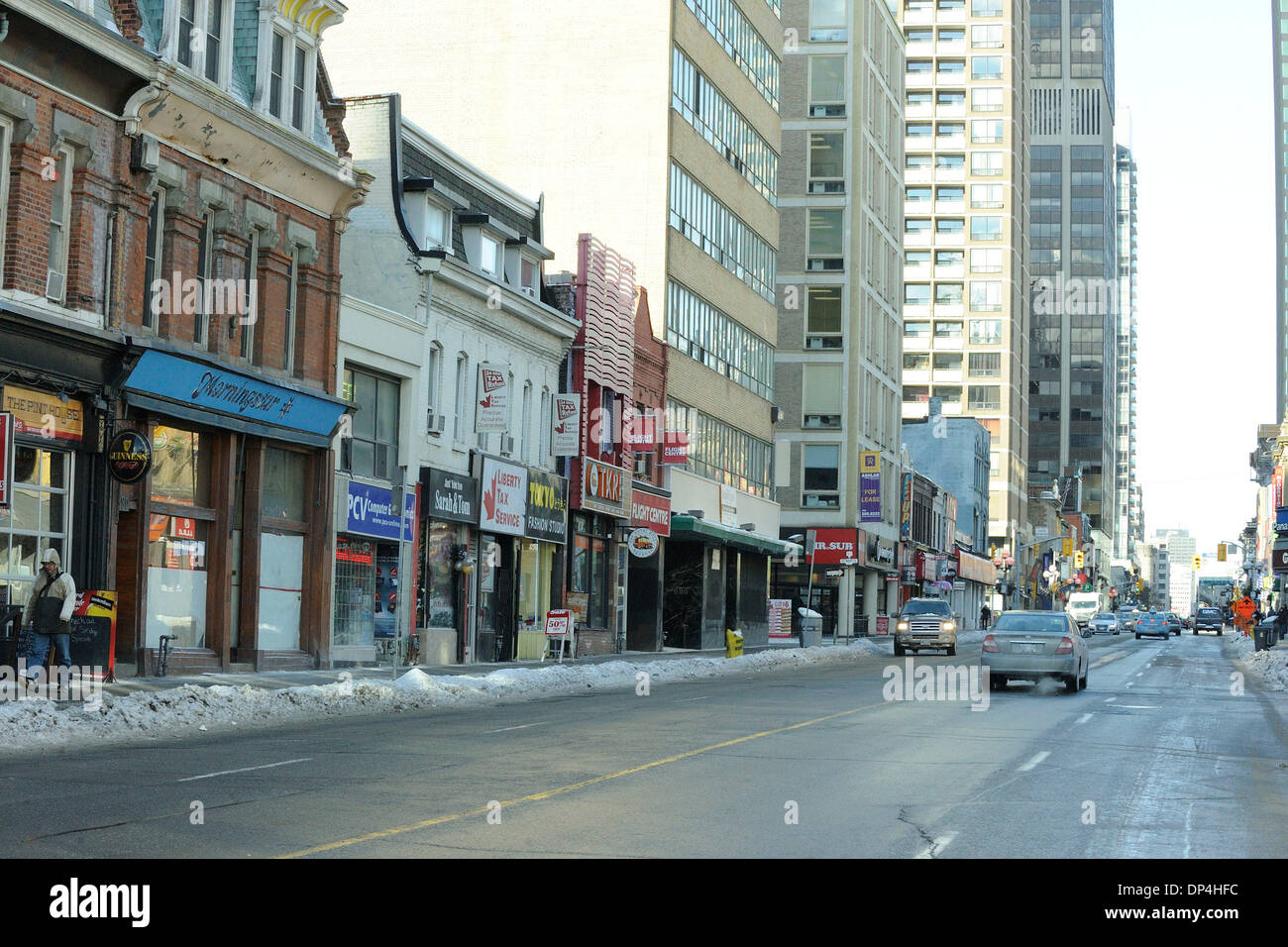 Weather Toronto: Toronto, Canada. 7th Jan 2014. The Extreme Cold Weather