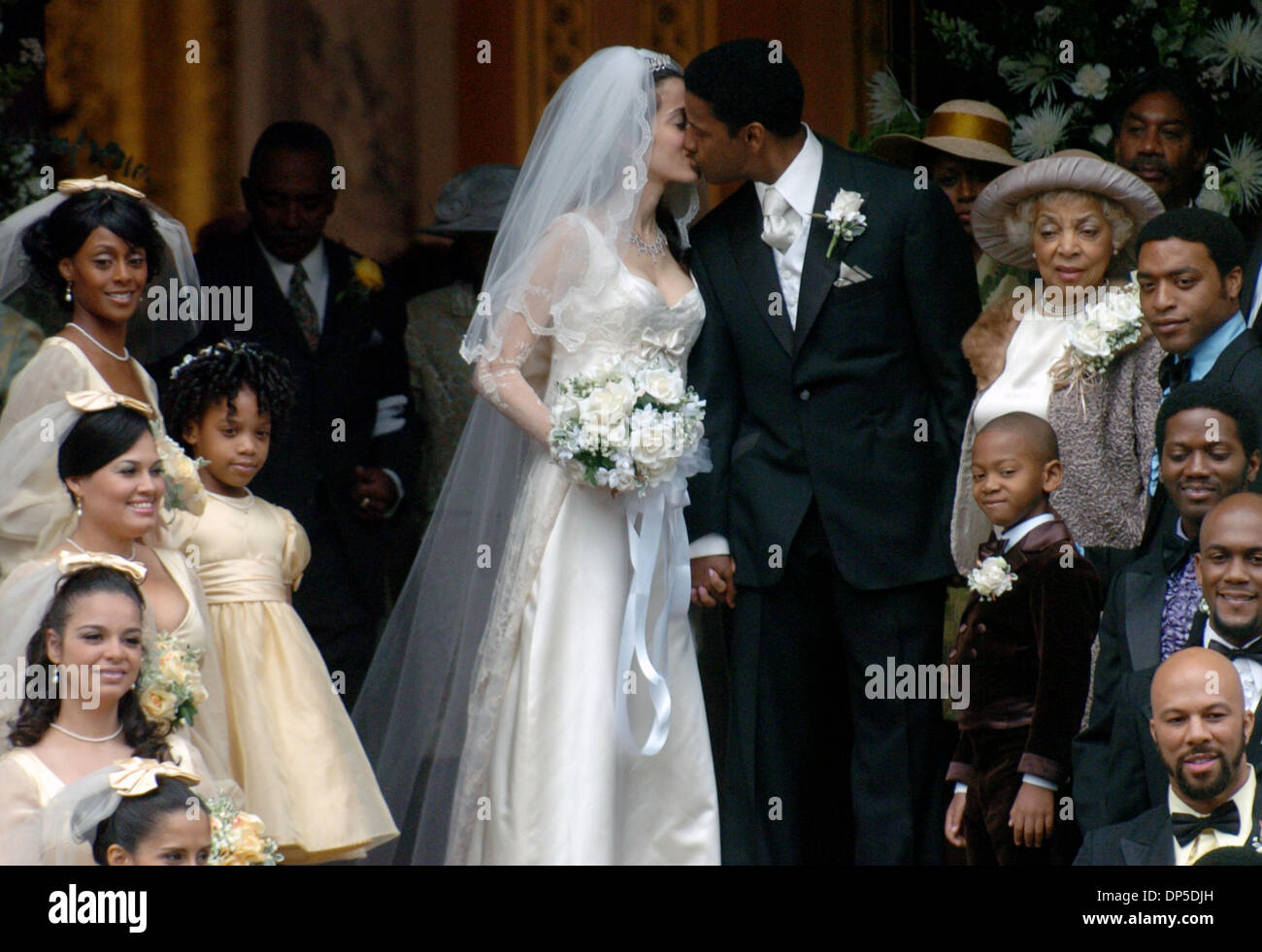 Denzel washington wedding